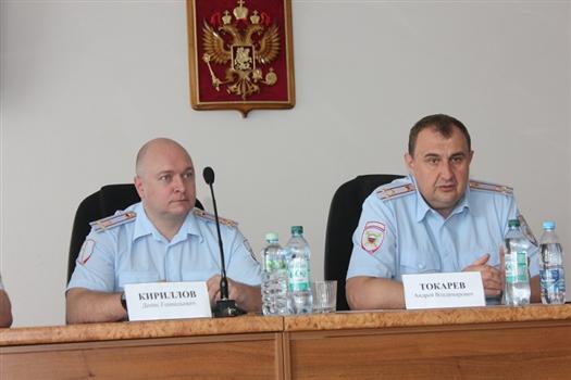 Денис Кириллов стал начальником Сызранского УМВД