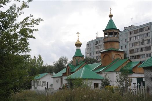 Храм на Воронежских озерах построен без разрешительной документации