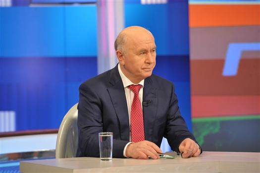 """Николай Меркушкин: """"Благодаря реформе местной власти позитивные процессы в Самаре станут динамичнее"""""""