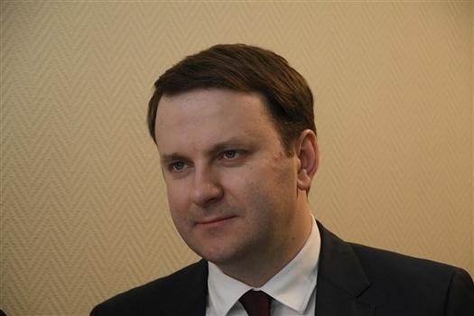 Самарскую область с рабочим визитом посетит глава Минэкономразвития РФ Максим Орешкин