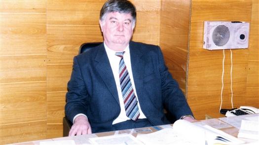 Виктор Катулин - основатель и первый директор СФ ФИАН, д.ф.-м.н., профессор, дважды лауреат Государственной премии СССР