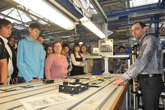 АвтоВАЗ начинает реализацию проекта индустриального парка