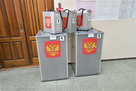 В регионе закрылись избирательные участки