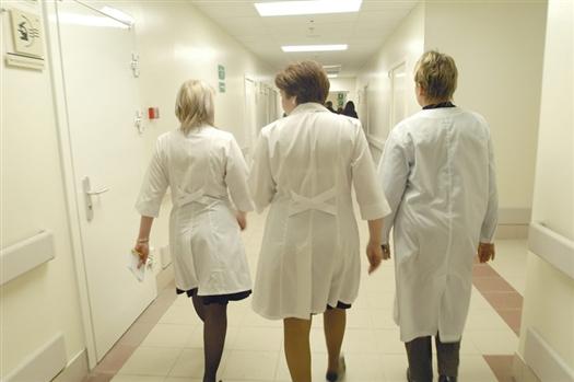 Врачи из детской травматологии больницы им. Пирогова перешли работать в новое отделение политравмы больницы им. Калинина