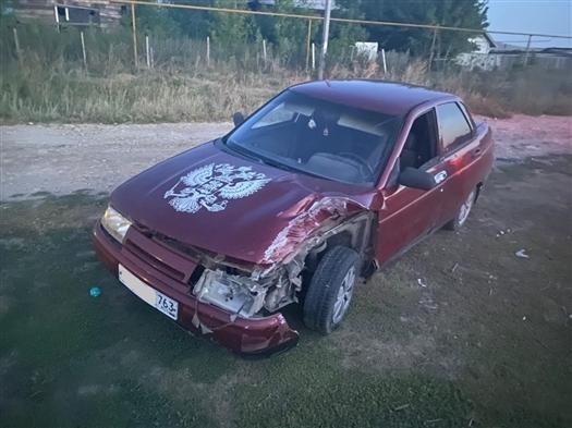 В Самарской области автомобилист устроил ДТП с пострадавшими и скрылся