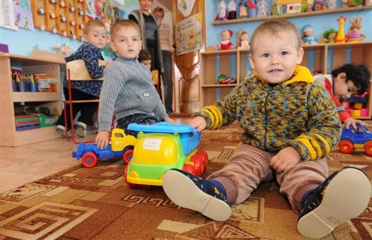 Совсем скоро в самарских детских садах потеплеет