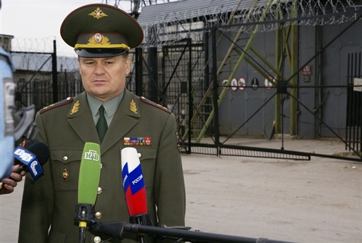 Валерий Яковлев написал рапорт об отставке в связи с достижением пенсионного возраста