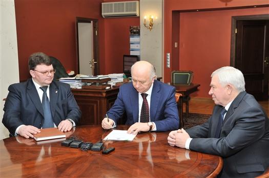 Министром сельского хозяйства Самарской области назначен Алексей Попов