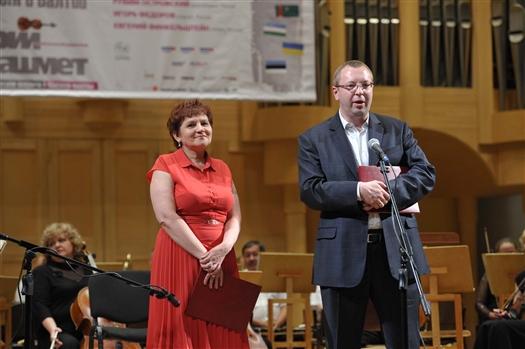 В Самарской филармонии открылась детская академия стран СНГ и Балтии под патронажем Юрия Башмета