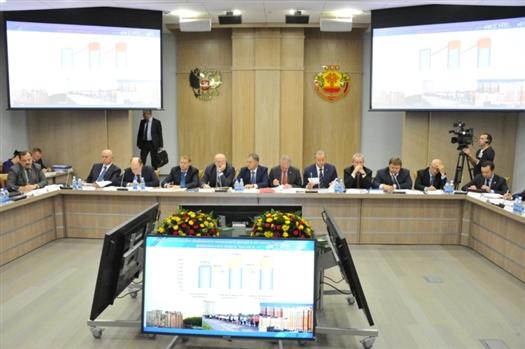 Николай Меркушкин выступил на заседании совета ПФО