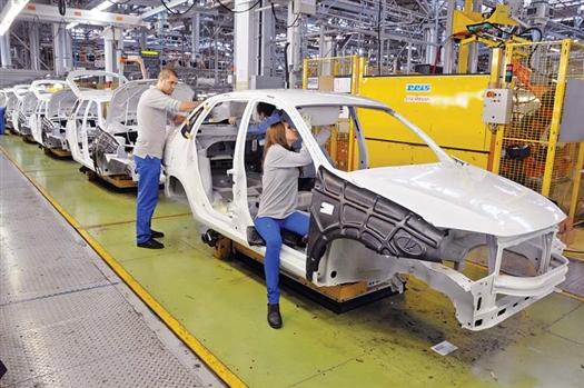 В связи с запуском в серийное производство Lada Granta ОАО «АвтоВАЗ» открывает на предприятии третью рабочую смену