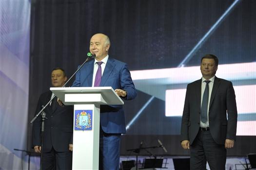 """Николай Меркушкин: """"Власть, которая будет избрана, станет самой родной людям"""""""