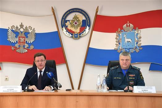 В регионе стартовала масштабная тренировка по гражданской обороне