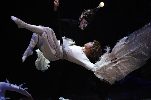 Фото предоставлено Cirque du Soleil