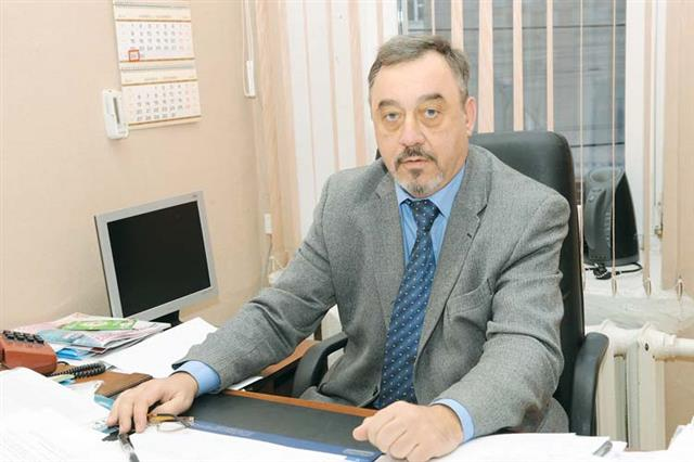 Андрей Быков, главный врач Самарского областного центра по профилактике и борьбе со СПИД и инфекционными заболеваниями.