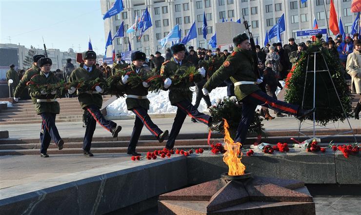 ❶Когда празднуется день защитника отечества|Поздравление с 23 февраля шефу в прозе|День защитника Отечества в ДНР | Novorossia today - DPR news|Defender of the Fatherland Day|}
